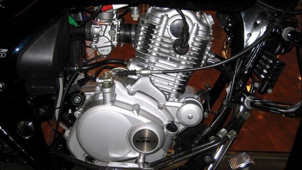 avenger engine type