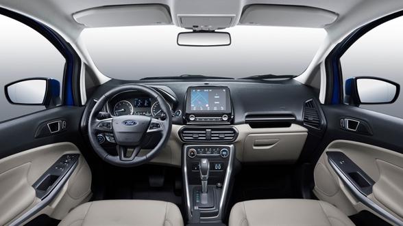 Ford Ecosport Facelift Ford Ecosport Facelift