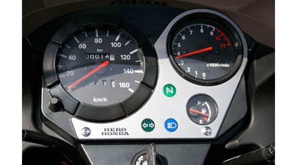 Hero Honda CBZ X-Treme, CBZ Motorcycle, CBZ X-Treme Features
