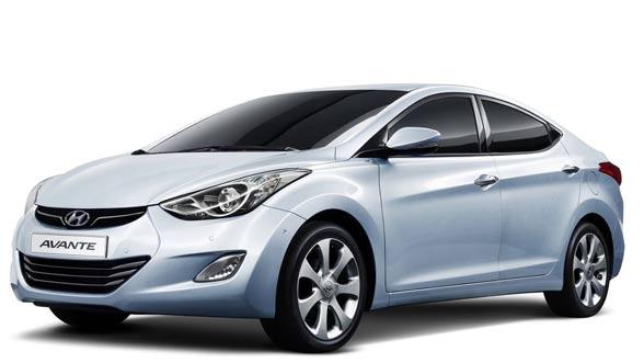 Hyundai Avante Car, Hyundai Avante Car Model, Hyundai Avante ...