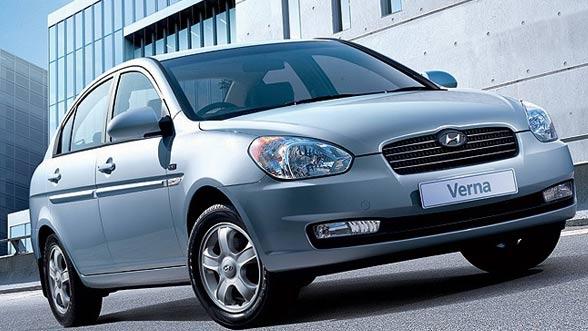 Hyundai Verna Car, Hyundai Verna Sedans Model, Verna ...