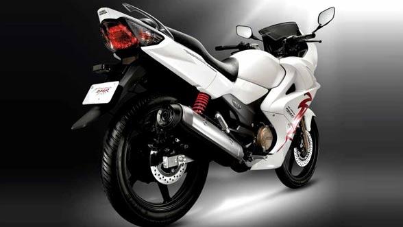 Karizma ZMR FI, Hero Honda 150-500 cc Motorcycle Price