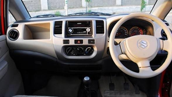 Maruti Suzuki Esteem Dashboard
