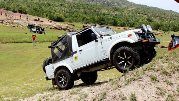 Maruti Suzuki Gypsy King, Maruti Suzuki Gypsy King SUV Model, Maruti
