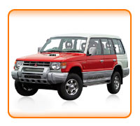 Jasbhag rent a car - Pajero