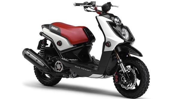 yamaha bws 125 fi scooter yamaha scooter india yamaha bws 125 fi price