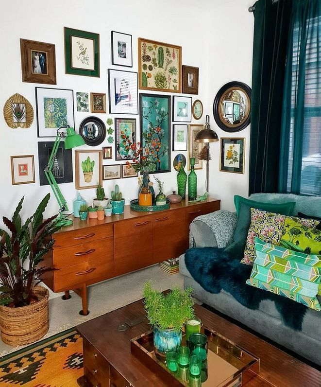 Top 5 Wallpaper trends of 2021: Make your home eclectic and cozy!