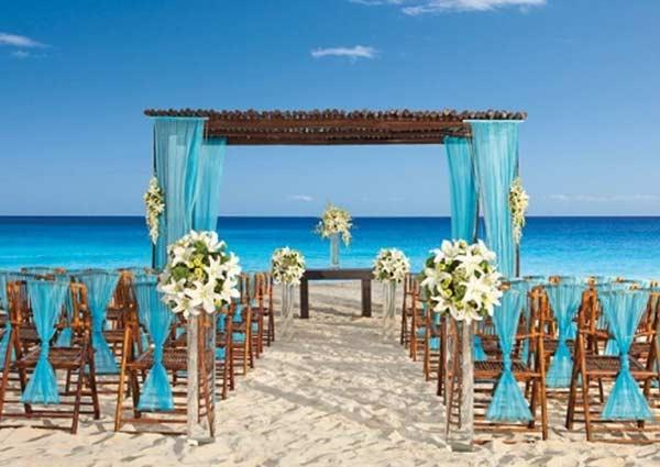 Best Locations For Beach Wedding