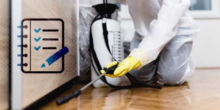 Checklist for Pest Control in Summer: Keep the Unwanted guests house out of House