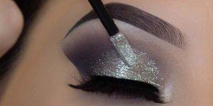 Glittery Eye