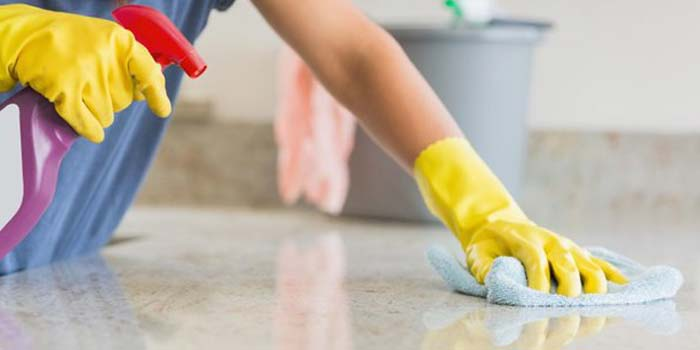 Clean Your New Home
