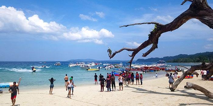 Elephant Beach Andaman