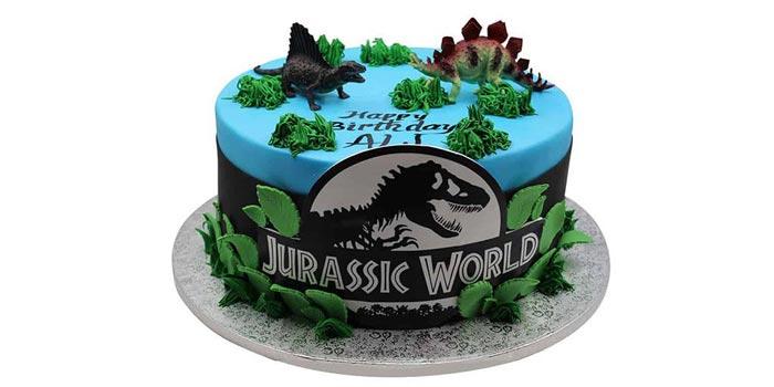 Jurassic Cakes