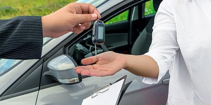 Transfer Vehicle Registration