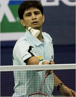 Chetan Anand Badminton Player, Chetan Anand Famous Indian ... Badminton Player Name
