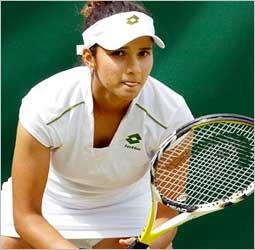 Leander Paes Sania Mirza